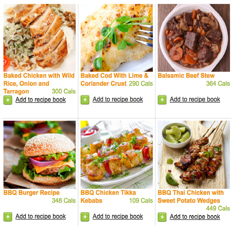 The uks best calorie counter food diary then add to your food diary with one click and save for next time in your personal recipe book forumfinder Image collections